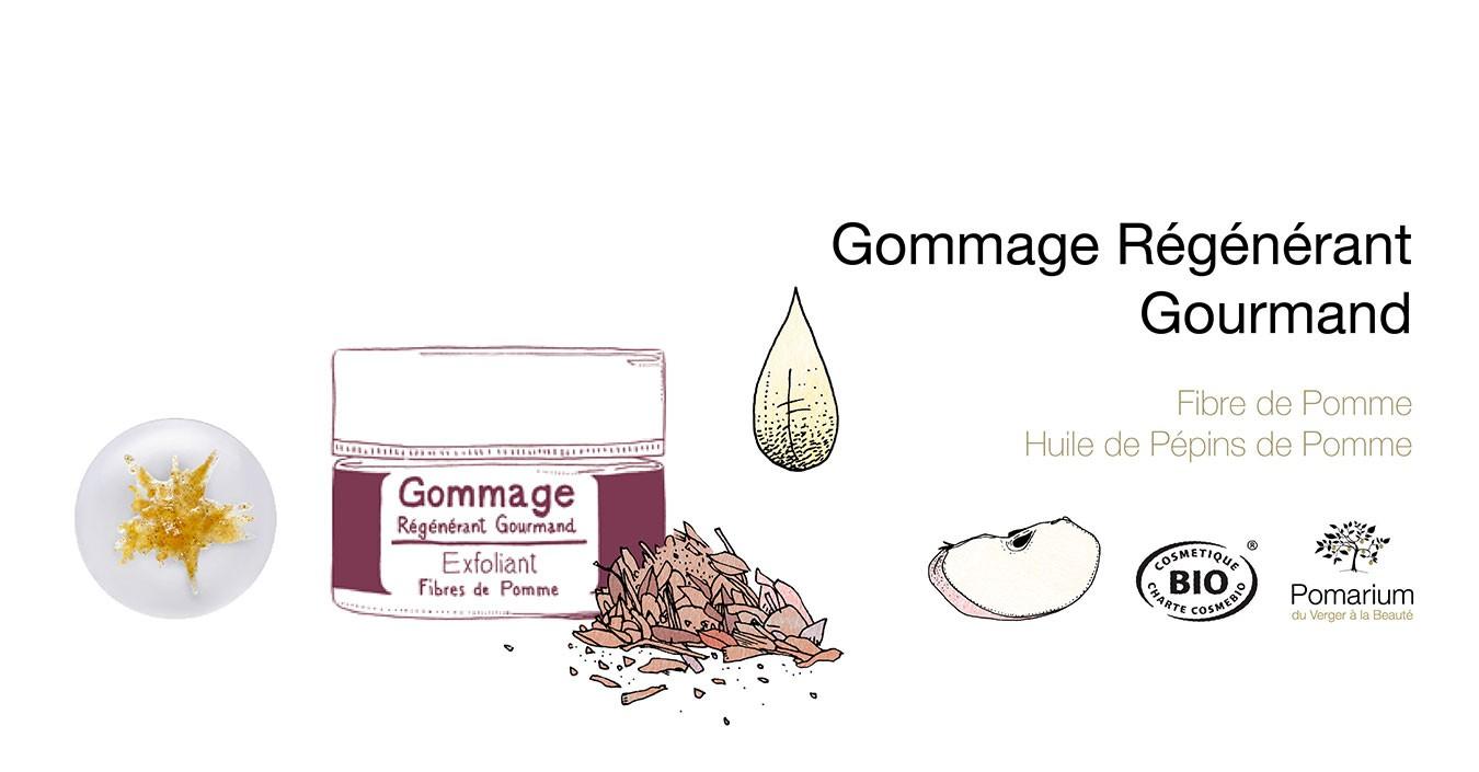 Pomarium | Gommage Régénérand Gourmand