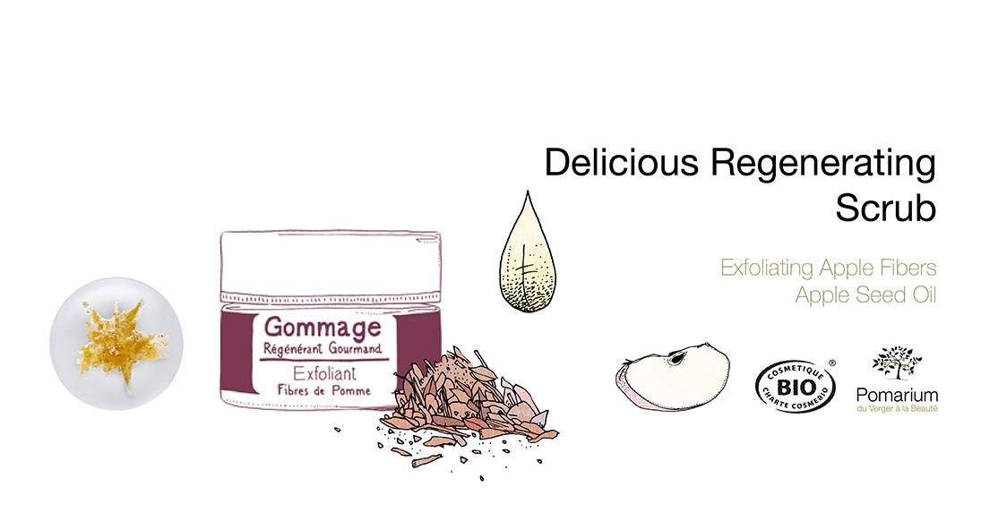 Pomarium | Delicious Regenerating Scrub